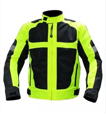 Nouvelle veste de moto pour hommes veste de moto de course veste de Motocross, vestes de course
