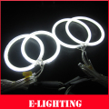 CCFL Angel Eyes Halo Ring Headlight DRL for Hyundai Sonata EF