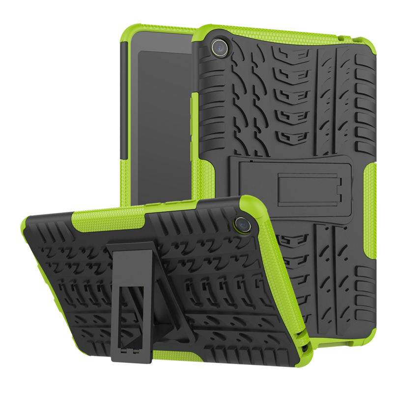 High Duty Coque For Xiaomi Mipad Mi Pad 4 Cover Shockproof 8'' Bracket Stand PC+Silicon Funda Case For Xiaomi Mi Pad 4 Cover