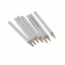Custom Print logo Accept Hot selling Golf Pencil Size 3.35inch wood Clip Score wholesale 100pcs/lot