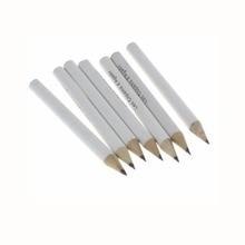 Custom Print logo Accept Hot selling Golf Pencil Size 3.35inch wood Golf Clip Score Pencil wholesale 100pcs/lot