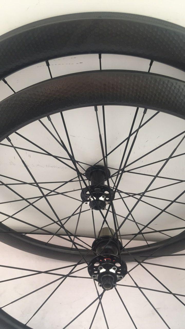 2019 style fossettes carbone vélo roues 45mm tubulaire 25mm disque route roues en carbone disque vélo roues fossette livraison gratuite
