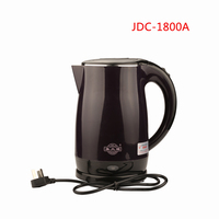 JDC 1800A 1.8L 1500W Electric Water Kettle Quick Heat Water Heating Kettle Auto power off Electric kettle teapot boiler