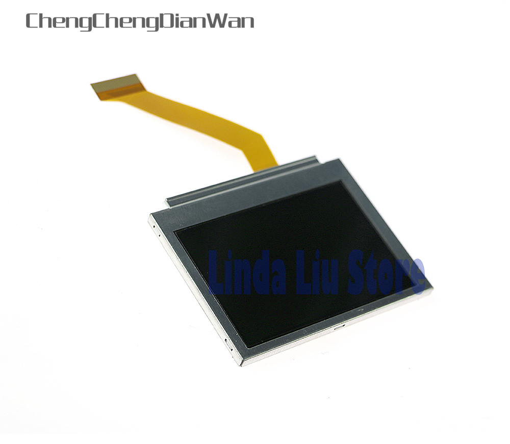 ChengChengDianWan Original new Screen <font><b>LCD</b></font> Backlit Brighter Highlight <font><b>AGS</b></font>-<font><b>101</b></font> For Game Boy Advance SP for GBA SP image