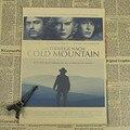 Cold mountain restaurant cafe Jude Dello Nicole Kidman movie poster paper