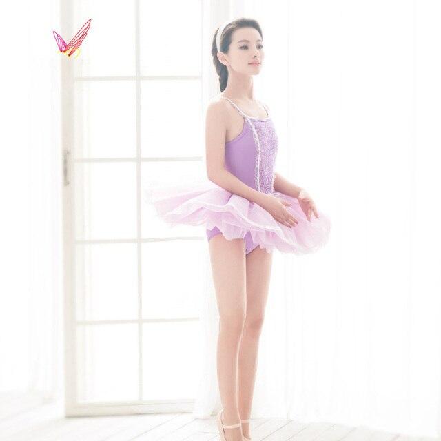 d7d8d7b28ba7 Professional Ballet Tutu Dance Leotard Girls Ballet Dress For ...