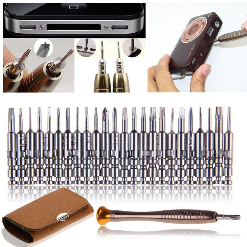 Mini juego de destornilladores Juego de herramientas de reparación - Herramientas manuales - foto 1