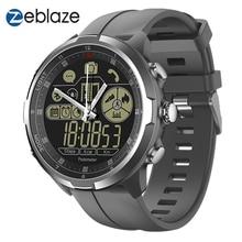 Новинка Zeblaze VIBE 4 гибридный флагманский Прочный смарт-часы 50 м Водонепроницаемый 33-месяц Время ожидания 24 h всепогодный мониторинг Смарт-часы