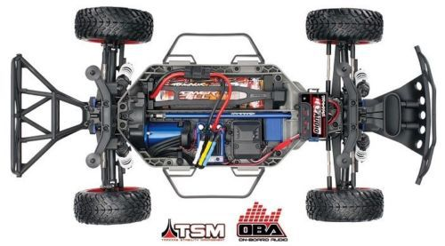 low cg chassis design -