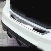 For Ford Focus 3 MK3 2012 2017 Sedan Hatchback Car Stying After guard Rear Bumper Trunk Guard Door Sill Plate Car Accessories