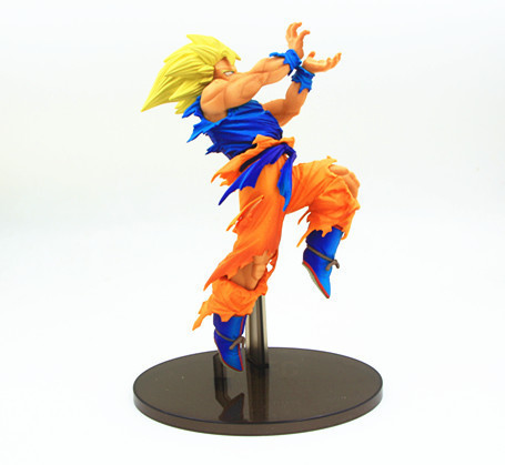Tobyfancy Dragon Ball Z Fəaliyyət Şəkil BWFC Kamehameha Super - Oyuncaq fiqurlar