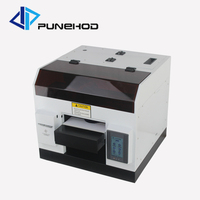 A4 uv industrial printer inkjet ink printing machine direct to phone case printer