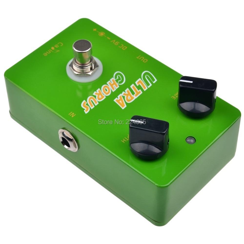 Caline CP-28 Pedal de efecto de guitarra ultra coro Padels de - Instrumentos musicales - foto 3