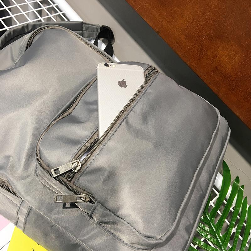 2017 Fashion School Backpack Women Men Schoolbag Back Pack Leisure Korean Ladies Knapsack Laptop Travel Bags for Teenage Unisex (30)