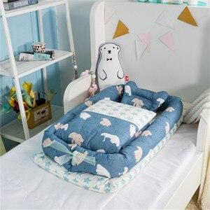 Baby Bed Pressure-proof Neonat