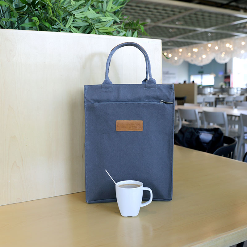 Мультфильм холст A4 файла, папки для документов сумка Бизнес Портфели Бумага сумка для хранения