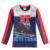 Nova marca 2016 venta caliente niños niños bebé boyst shirts otoño niños bebés de manga larga camisetas envío libre