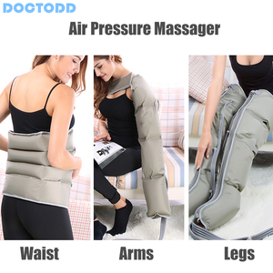 Image 3 - Air Wave Pressure Massager Continuous Compression Circulator Leg Arm Waist Leg Massageing Machine Muscles Relaxed Recovery Devic