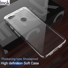 For Google Pixel3a XL Case IMAK Fitted Cases Phone Cover Ultra Thin Soft TPU