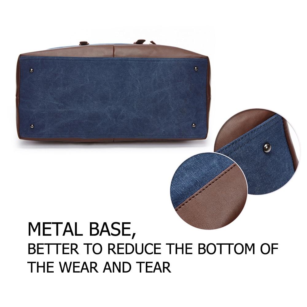 de couro homens sacolas de Dureza : Suave