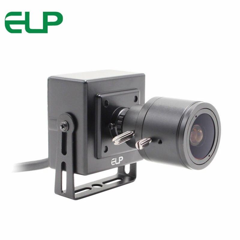 ELP 1.3MP 1280*960 cmos Aptina AR0130 mini box case usb camera with 2.8-12mm varifocal lens hd 1 3mp 1280 x 960 2 8 12mm varifocal lens aptina ar0130 cmos sensor android mini box usb camera module with high speed usb 2 0