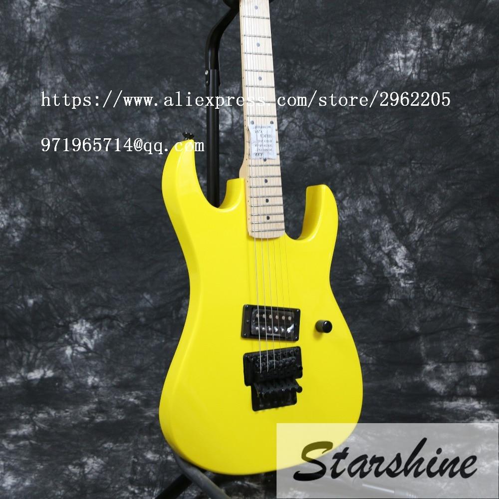 Instock Free Shipping Original BC RICH Electric Guitar S-55 Sunslinger Style fr Speical Bridge Popular High Quality