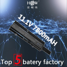 7800MAH NEW 9CELL Laptop battery TKV2V W4FYY X3X3X 0M4RNN FMHC10 for dell Inspiron 14V 14VR M4010 N4020 N4030 N4030D akku