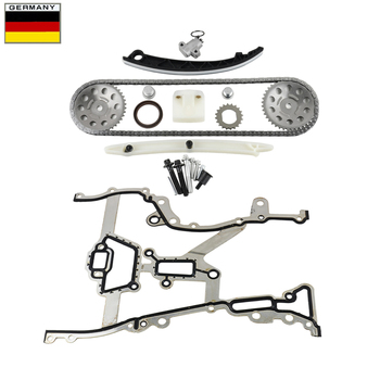 AP02 New Timing Chain Kit Camshaft Adjusters For Opel Agila Meriva Tigra Twintop Astra G H Corsa C D 1.0 1.2 1.4