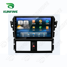 Quad Core 1024*600 Android 5.1 Car DVD GPS Navigation Player Car Stereo for Toyota YARiS L 13-16 Deckless Bluetooth Wifi/3G