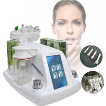 4 In 1 Aqua Facial Cleaning Machine Dermabrasion RF Bio-lifting Spa Water Peeling