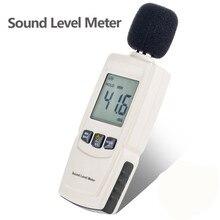 Мини-измерители уровня звука децибел метр регистратор шум аудио детектор цифровой диагностический инструмент автомобильный микрофон GM1352