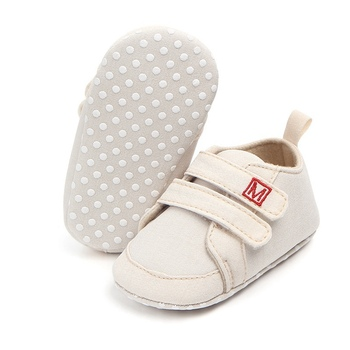 Classic Canvas Baby Shoes Newborn First Walker Fashion Baby Boys Girls Shoes Cotton Casual Shoes for Boys Girls Sneakers 1