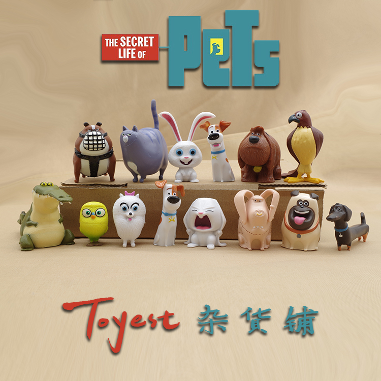 The Secret Life Of Pets Doll Garage Kits