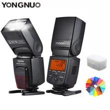 YONGNUO YN568EX III TTL Photo Flash Light High-speed Sync Wireless Speedlite for Canon 1100d 650d 600d 700d DSLR Camera