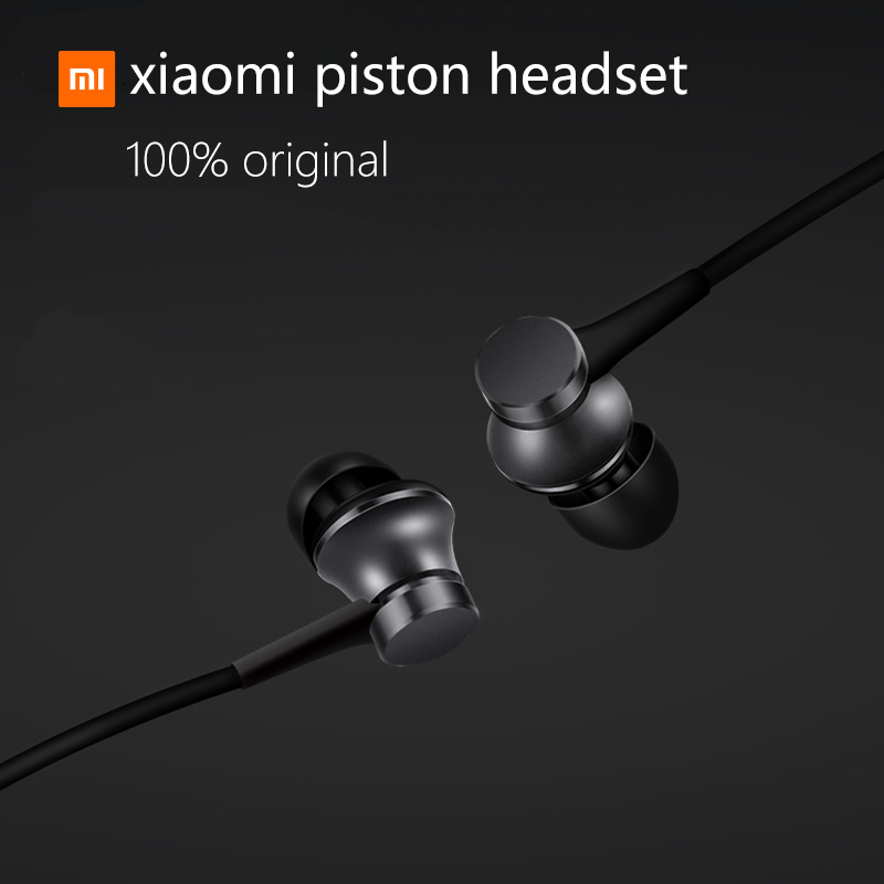 New original Xiaomi Mi based version of millet piston headset ear type universal cute girl youth version of millet piston