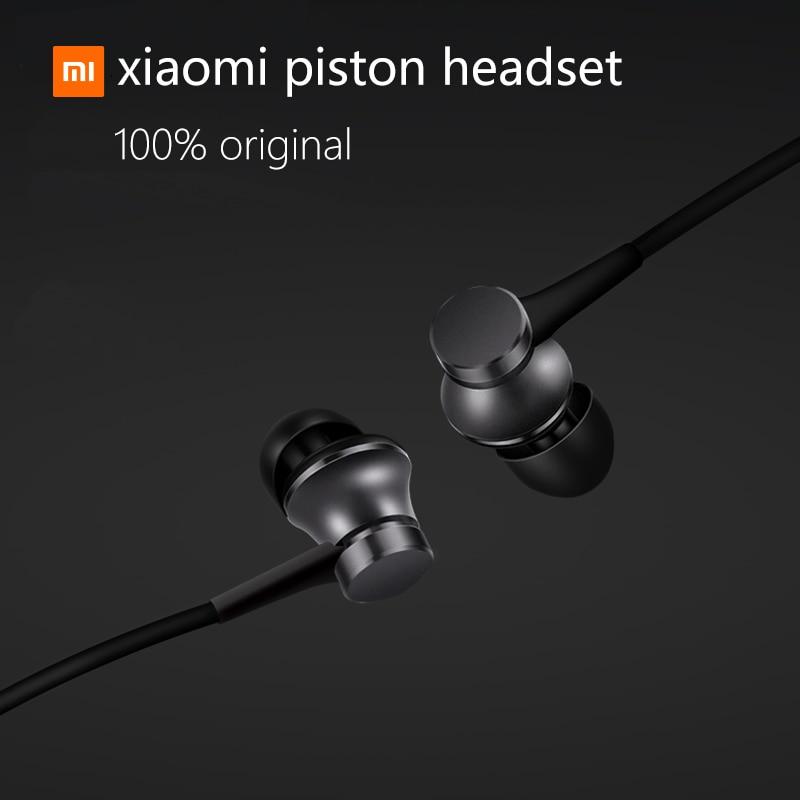 Nuovo originale Xiaomi Mi versione base del pistone miglio auricolare ear tipo universale carino ragazza versione giovanile di miglio pistone