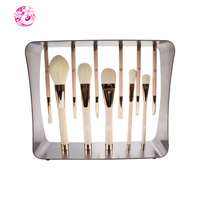 ENERGY Brand Professional 11pcs Magic Makeup Wool Fiber Hair Magnet Brush Set Brochas Maquillaje Pinceaux Maquillage cs1
