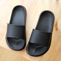 2017 new style fashion Hot Selling Summer Family Slippers Indoor Women Home Non-slip unisex Bathroom Slippers
