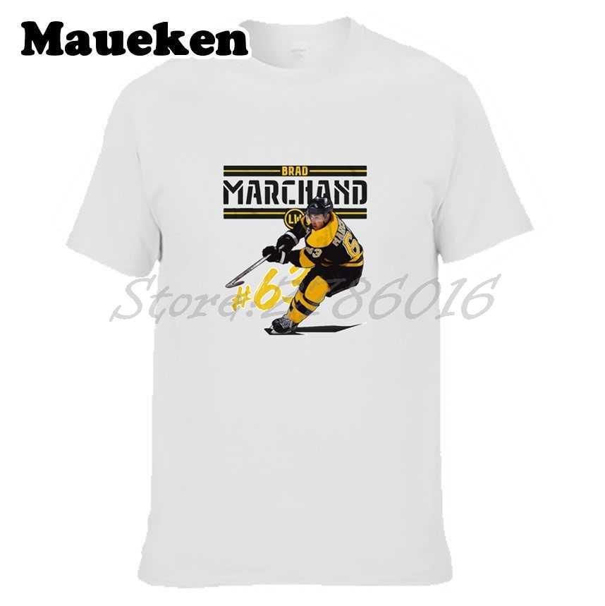 60392aea1 Men T-shirt Boston  63 Brad Marchand Play Clothes T Shirt Men s for fans