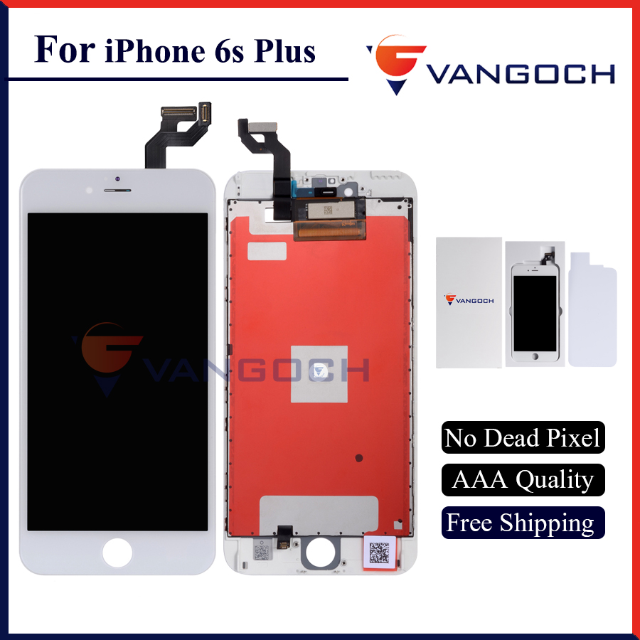 AAA Quality No Dead Pixel Display for iPhone 6s Plus LCD Replacement with 5.5 inch 3D Touch Screen Free Shipping