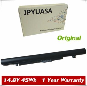 7XINbox 14.8V 45Wh Original PA5283U-1BRS PABAS288 Laptop Battery For Toshiba Satellite PA5283U PA5283U-1BRS PABAS288