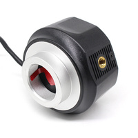 HD 5MP USB Digital Eyepiece Sensor 1.25 Astronomical Telescope Eyepiece Microscope Binoculars Monocular Telescope Camera Lens