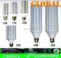 E14 LED Corn Bulb Lamp Cool White Warm White Maize Energy Saving Light 5630 SMD10w/15w/25w/30w/40w/50w E14