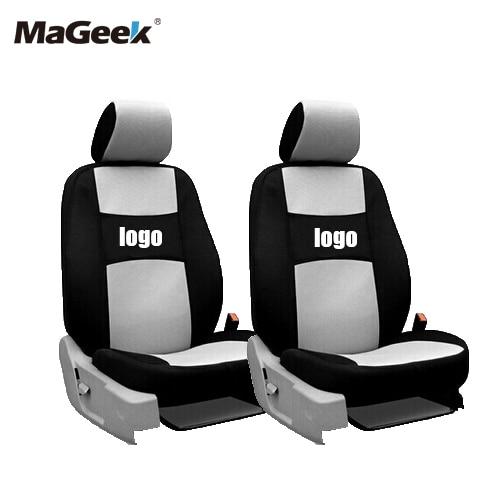 2 ön oturacaq Universal Avtomobil oturacaqları üçün - Avtomobil daxili aksesuarları - Fotoqrafiya 5