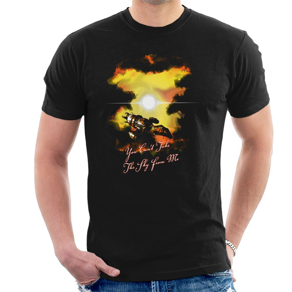 Firefly You Cant Take The Sky from Me Opening Song Mens T-Shirt