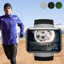 DM98 Bluetooth Smart Watch Health Wrist Bracelet Heart Rate Monitor 2.2inch Remote Control Facebook Whatapp for Android
