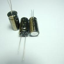 10pcs/20pcs ELNA cerafine 16v330uf 10*21 audio condenser copper super capacitor electrolytic capacitors free shipping