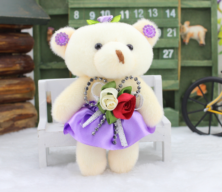 Home & Garden Party Favors 12pcs Wedding Favor And Gift Cute Bear Wedding Souvenirs Return Gift Kids Party Favor