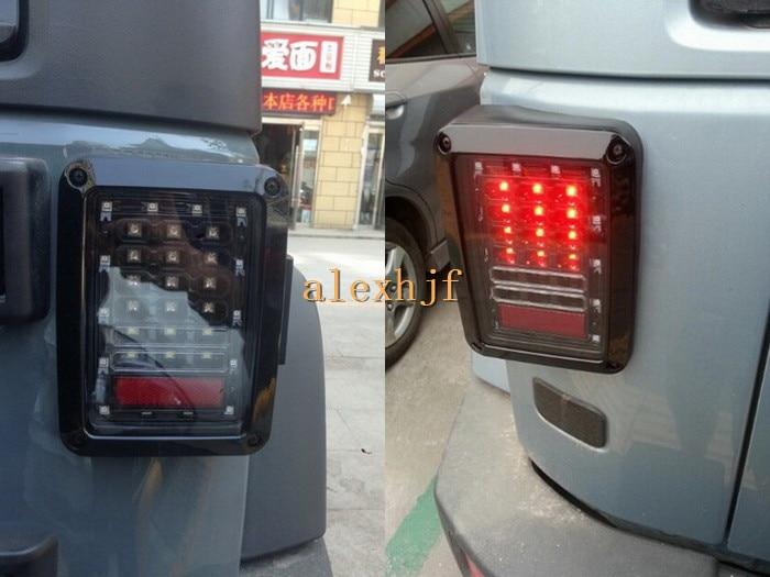 Հուլիս Թագավորի LED հետևի DRL, - Ավտոմեքենայի լույսեր - Լուսանկար 6