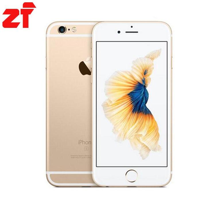 iphone 6s plus Original Apple mobile phone IOS 9 Dual Core 2GB RAM 16/64/128GB ROM 5.5'' 12.0MP Camera LTE